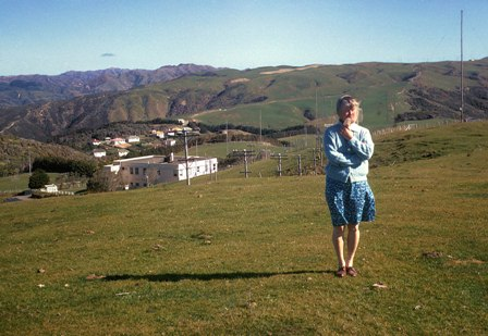 03 Joan on hill above NZPO Makara Radio Station.jpg